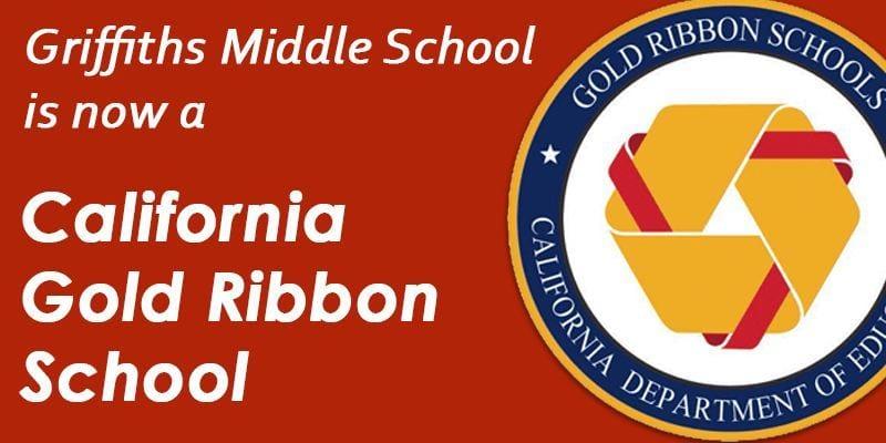 GMS Wins the Gold Ribbon School Award