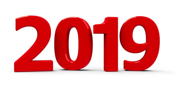 4 things to look forward to in 2019