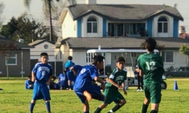 J.V  And Varsity Soccer Game Results