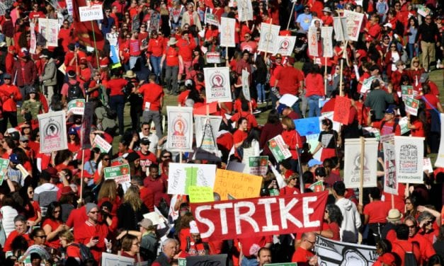 "LAUSD Teachers Going on ""Strike"""