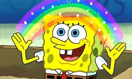 The Start of Spongebob Squarepants