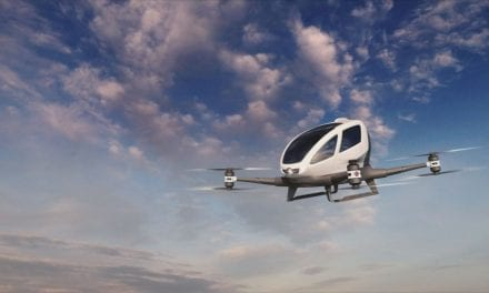 Self Flying Taxis Are Coming Our Way