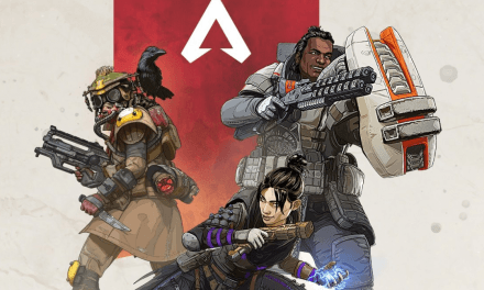 the new and most popular video game: Apex Legends