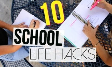 10 helpfull school hacks