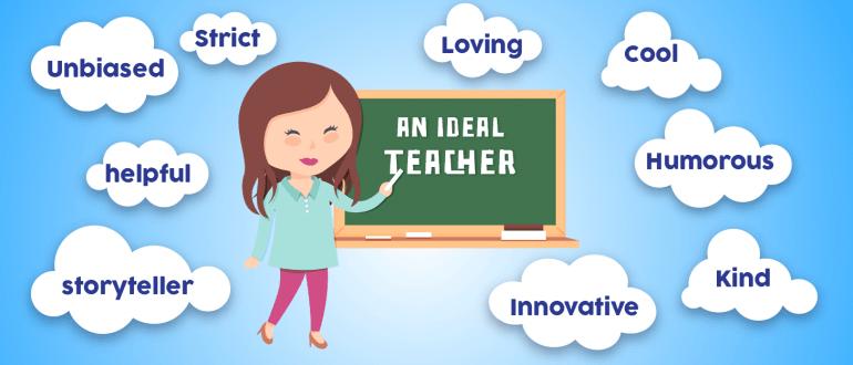 Describe Your Ideal Teacher