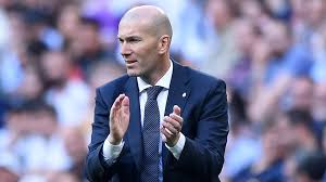 Real Madrid bring back Coach Zinedine Zidane