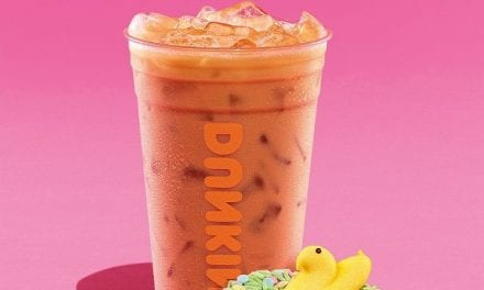 New Starbucks and Dunkin' Donuts Drinks