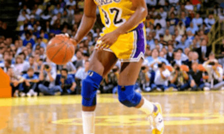 Magic Johnson Stepping Down as President Of Operation For The Lakers