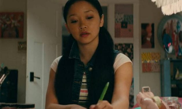 """To All the Boys I've Loved Before""  Movie Review"