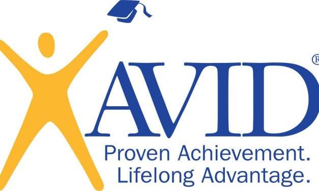 New AVID students for Warren High School