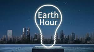 It's Earth Hour