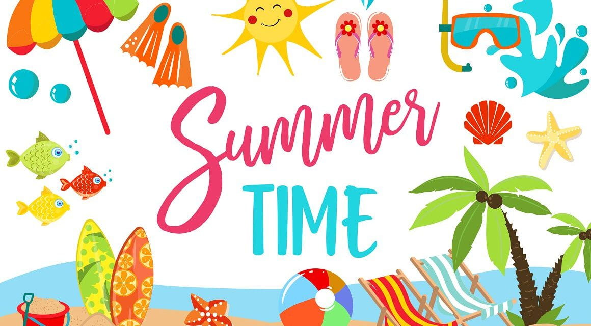 Fun Activities GMS Students Can Do During the Summer!