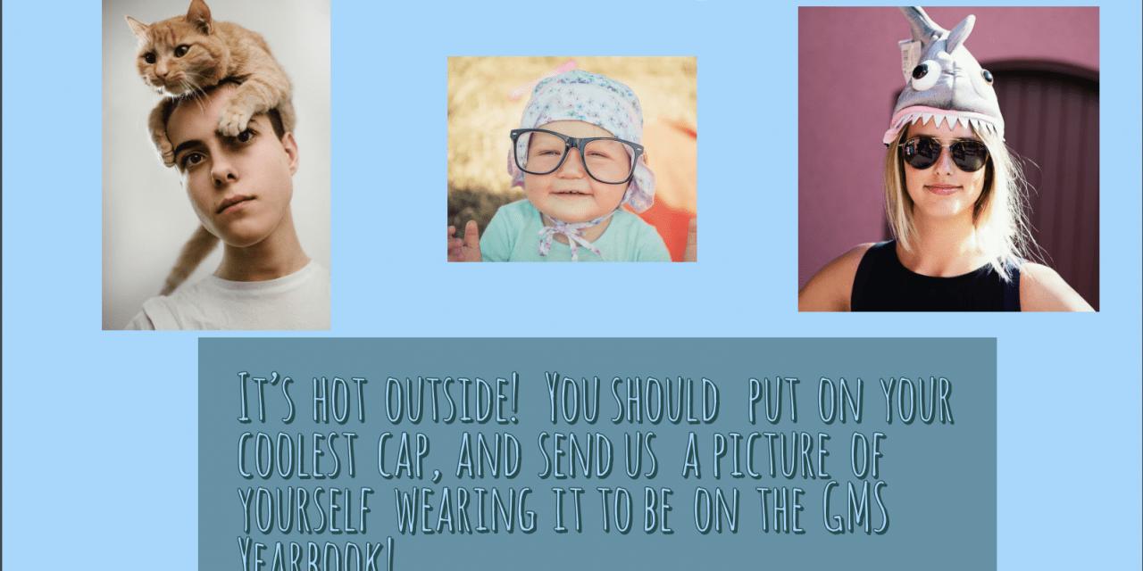 This Week's Photo Challenge is CAPS!