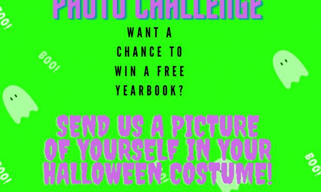 This Week's Photo Challenge is Halloween!