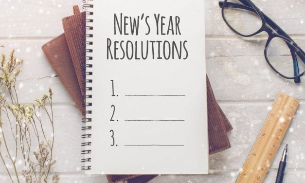 Top New Years Resolutions